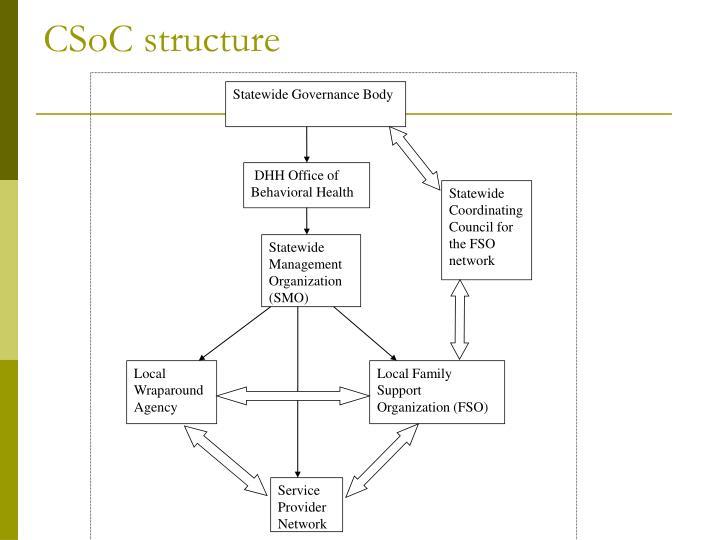 Statewide Governance Body