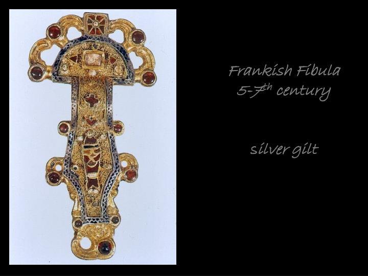 Frankish Fibula