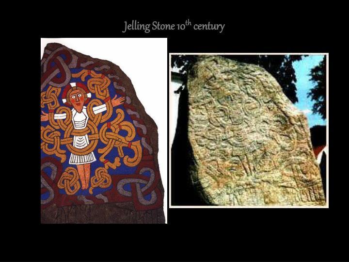 Jelling Stone 10