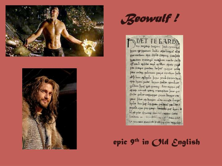 Beowulf !