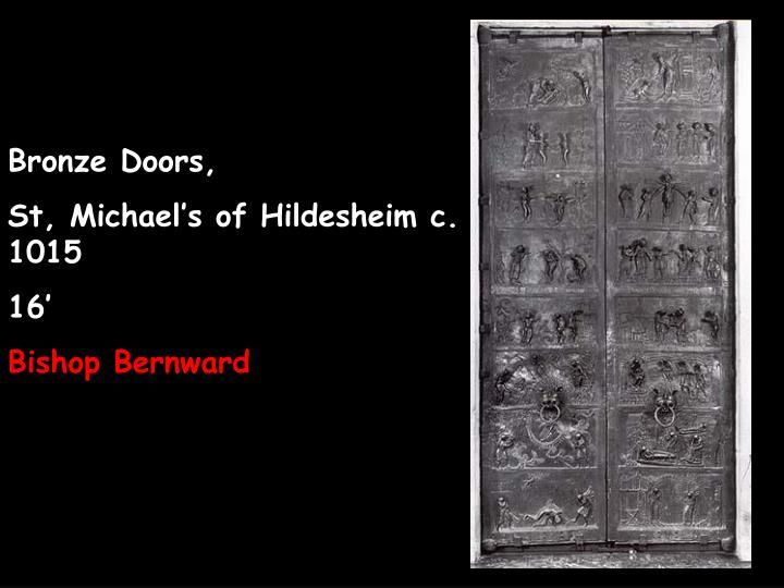 Doors of Bishop Bernward