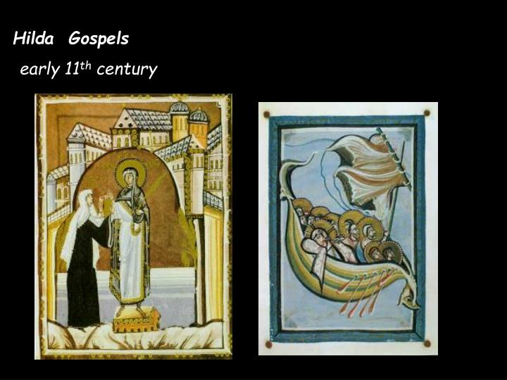 Hilda  Gospels