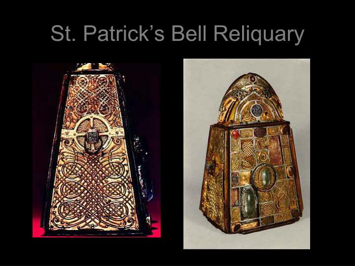 St. Patrick's Bell Reliquary