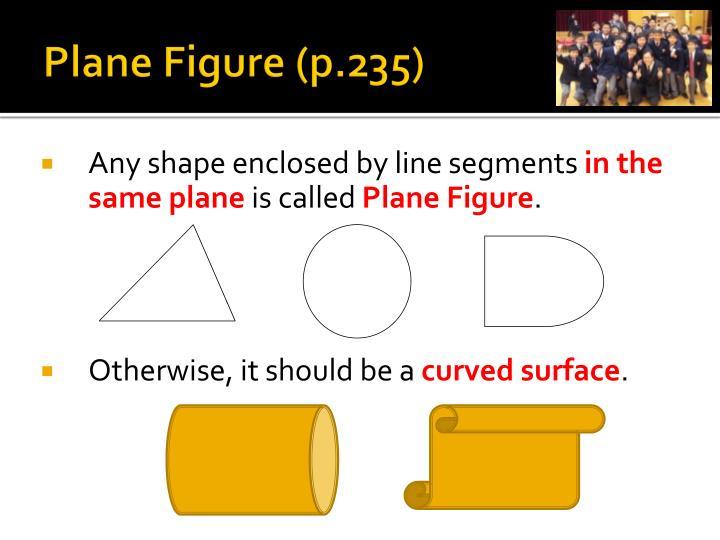 Plane Figure (p.235)