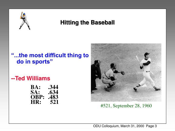 #521, September 28, 1960