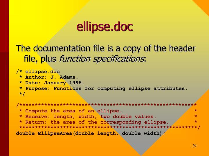 ellipse.doc