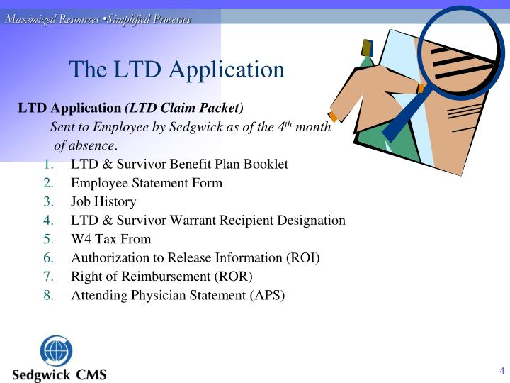 The LTD Application