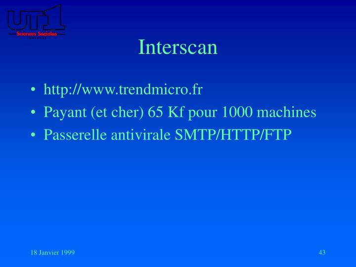 Interscan
