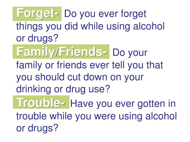 Family/Friends-