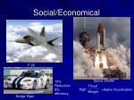 social economical