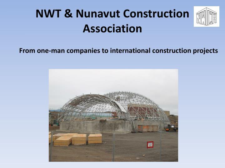 NWT & Nunavut Construction Association