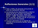 reflexiones generales 2 2