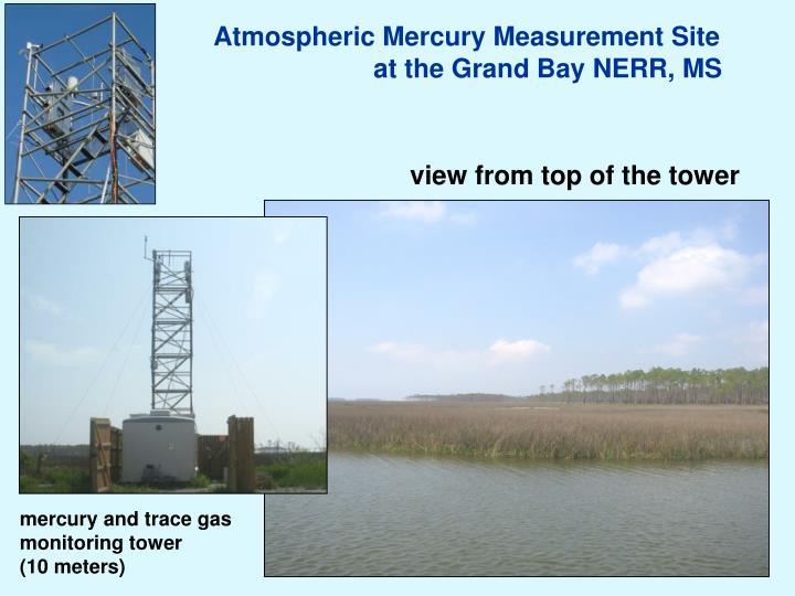 Atmospheric Mercury Measurement Site