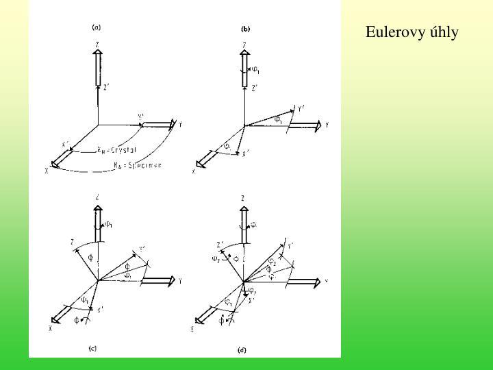 Eulerovy