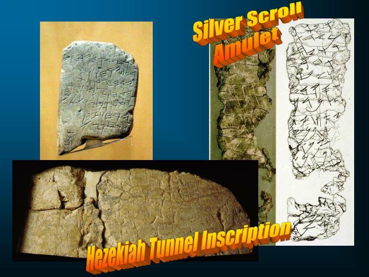 Silver Scroll