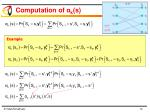 computation of k s