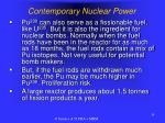 contemporary nuclear power3