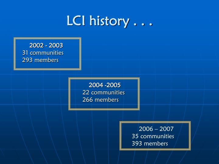 2002 - 2003