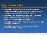 about flashlight online