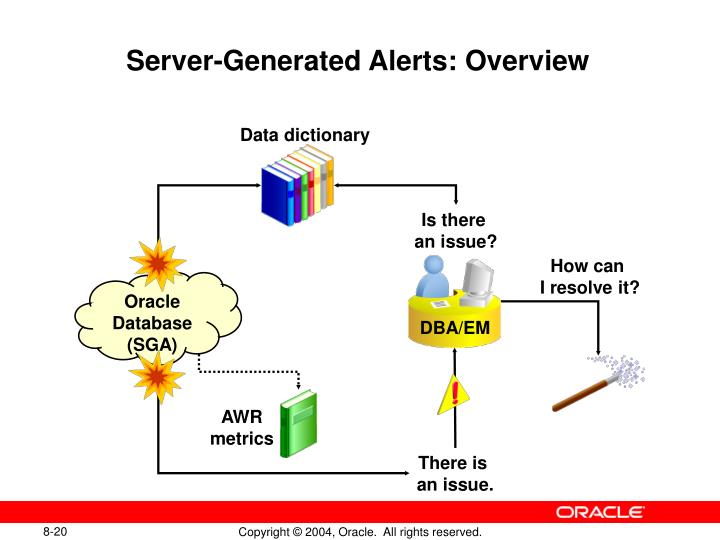 Server-Generated Alerts: Overview