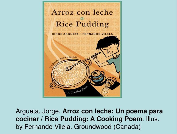 Argueta, Jorge.