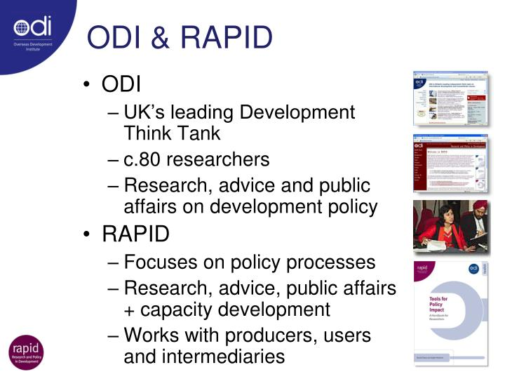 ODI & RAPID