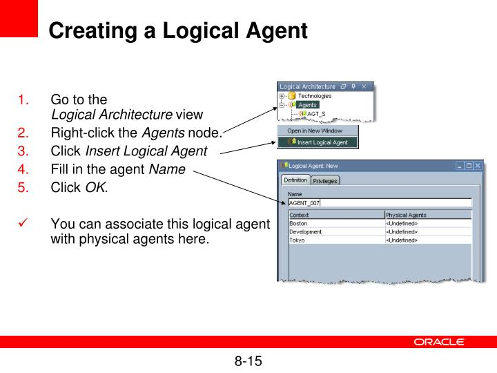 Creating a Logical Agent