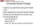 universal social charge