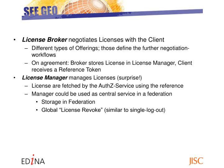 License Broker