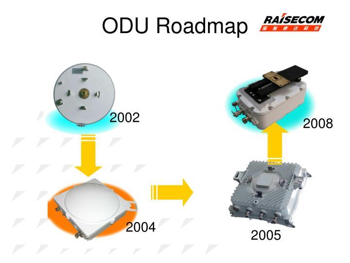 ODU Roadmap