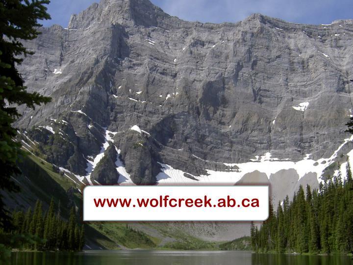 www.wolfcreek.ab.ca