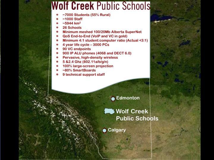 Wolf Creek Public Schools