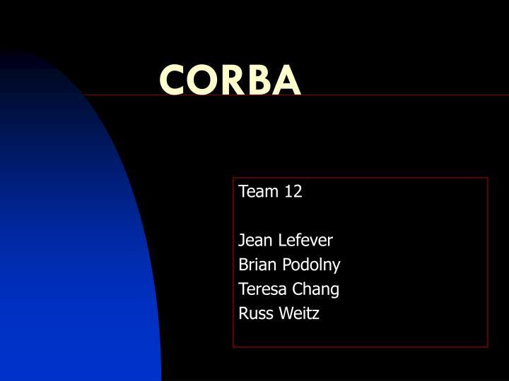 CORBA
