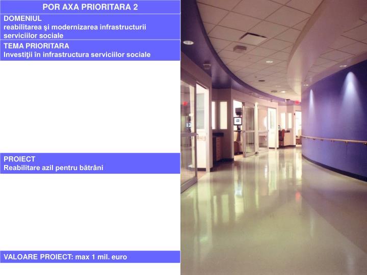 POR AXA PRIORITARA 2