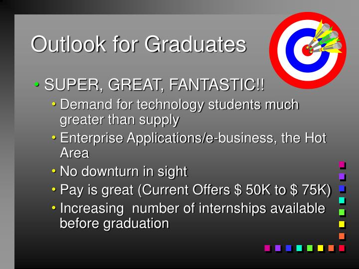 Outlook for Graduates
