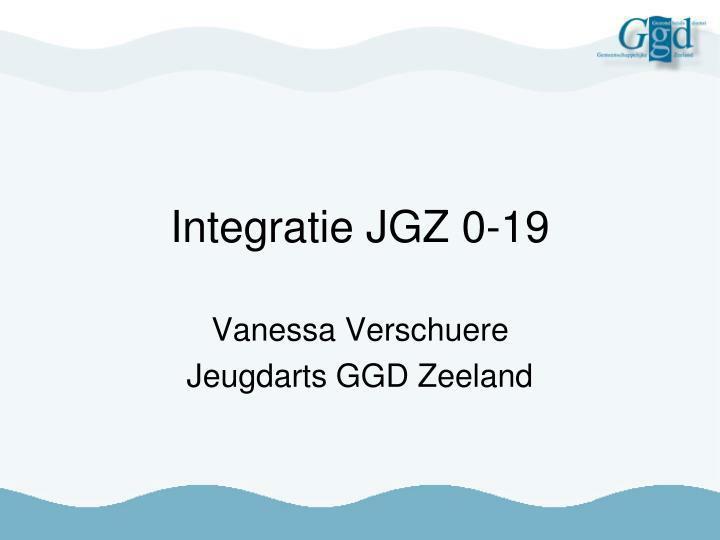 integratie jgz 0 19