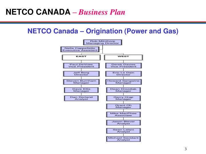 Netco canada business plan1