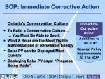 sop immediate corrective action3