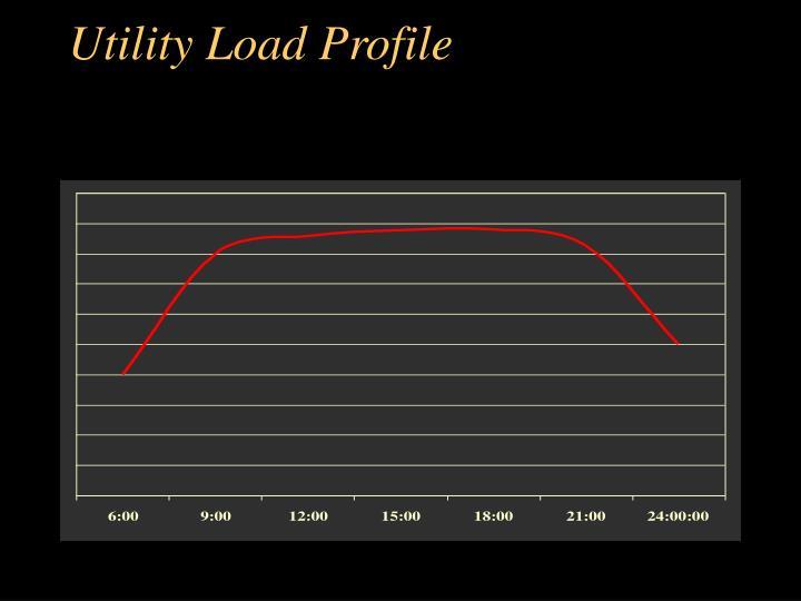 Utility Load Profile