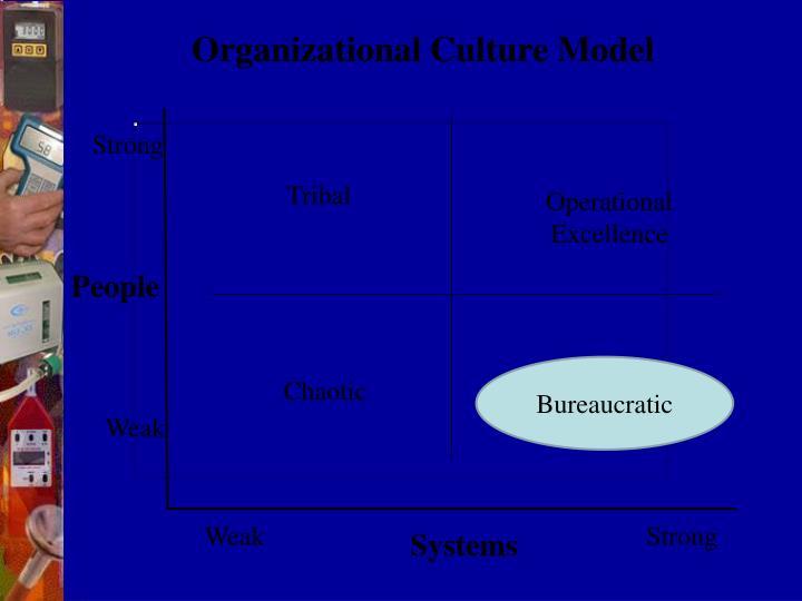 Organizational Culture Model