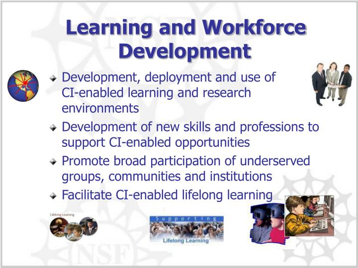 Learning and Workforce