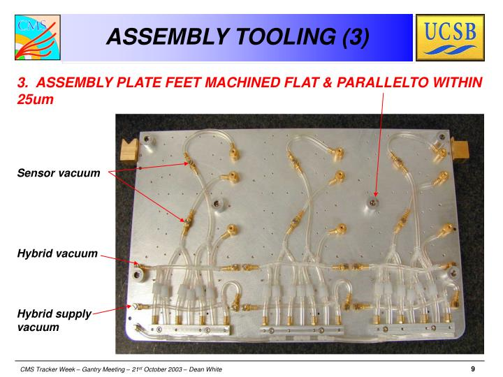 ASSEMBLY TOOLING (3)