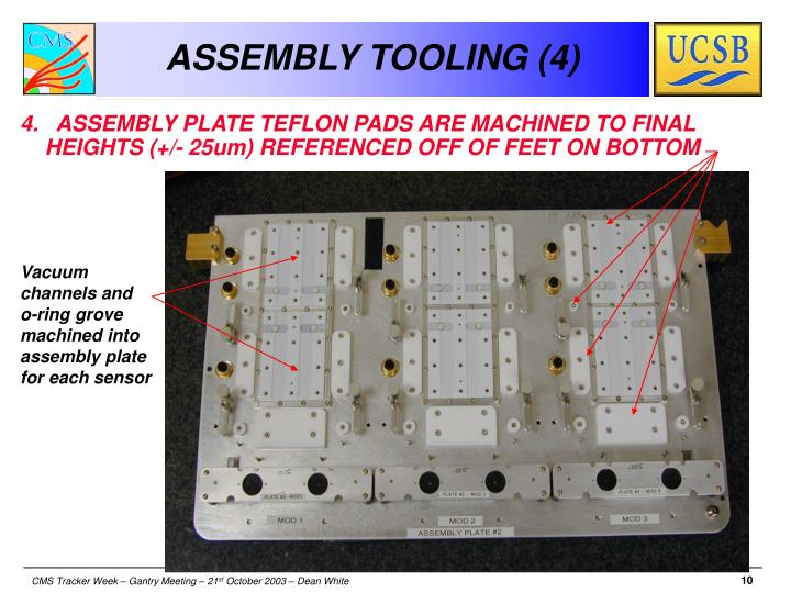 ASSEMBLY TOOLING (4)