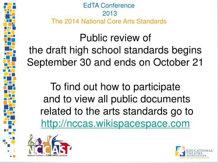 EdTA Conference