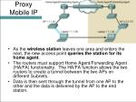 proxy mobile ip