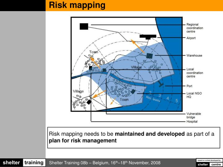 Risk mapping