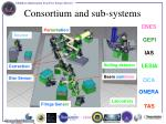 consortium and sub systems