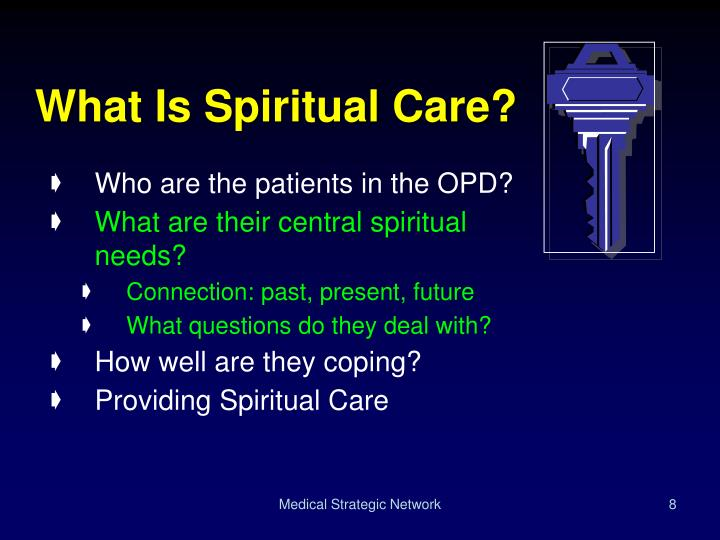 Who are the patients in the OPD?