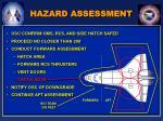 hazard assessment1
