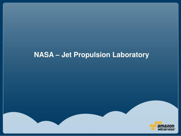 NASA – Jet Propulsion Laboratory